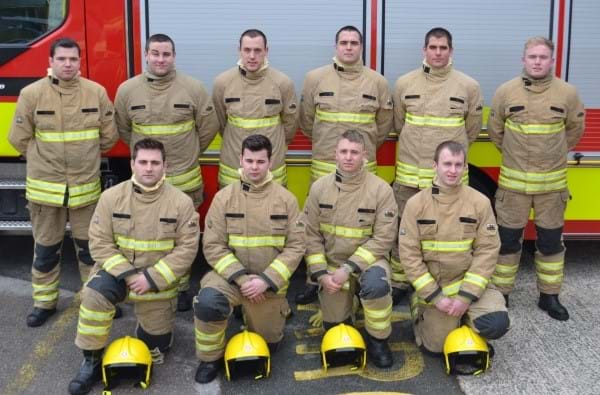 Firefighter Apprentices